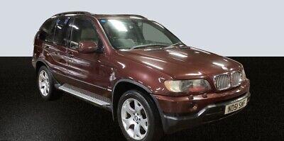 2001 BMW X5 4.4i Sport, 90k miles - No Reserve