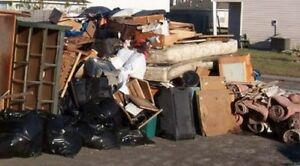 JUNK REMOVAL 613-747-8498