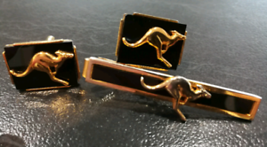 Cuff links and tie pin set Yanco Leeton Area Preview