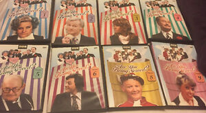 BBC's Are You Being Served? Vol 1,2,3,4,5,6,8,9