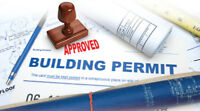 Architectural drawings and permit GTA