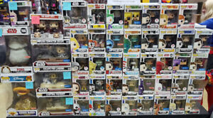 WOODSTOCK TOY EXPO SUN MARCH 24TH FUNKO POP VINYL FOR SALE