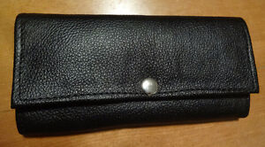 NEW Leather Wallet - Handcrafted in Zimbabwe... ONLY $40...