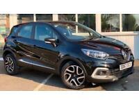 2017 Renault Captur DYNAMIQUE NAV TCE HATCHBACK Petrol Manual