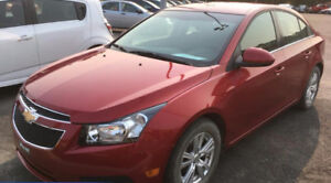 2012 Chevrolet Cruze Ls Berline
