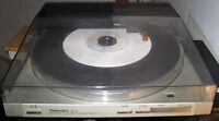 Table tournante Technics SL-3 Turntable  SL3 Great