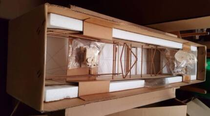 Wright Flyer RC plane (NEW in a box) - Wright Brothers