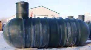 Fiberglass Septic & Holding Tanks & Cisterns