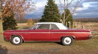Olsmobile super 88 1963 hardtop