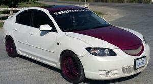 2006 Mazda 3 2.3 litre