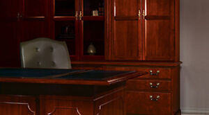 Executive Dining Room and Kimball President Office furniture