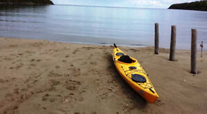 Brand New Winner Expedition Touring Kayak w/Paddle & Delivery