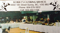 Roberts Mobile Catering ‍Services
