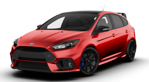 """2018 Ford Focus RS 19"""" Rims+tires Brandnew Mint condition"""