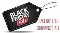 Black Friday Isagenix deals