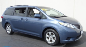 Toyota Sienna 2015 LE 8 Passengers