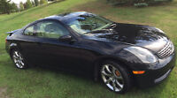 2004 Infiniti G35 Performance Coupe (2 door)