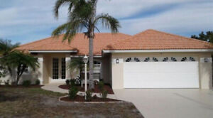 Beautiful house in South-West Florida for rent