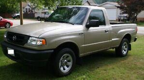 2008 Mazda Pickup Truck