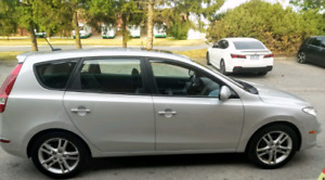 Hyundai Elantra Touring GLS Sport - Best Offer - As Is