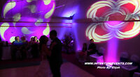 Wedding Entertainment Your Guests Will Never Forget- DJ/Lighting