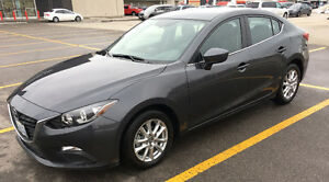 2014 Mazda3, 31,000km, GS-SKY Sedan Excellent Condition