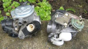 Carburetor ,  Keihin NVK and CVK