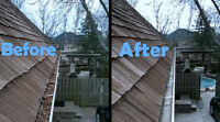 50% off Sale! Student Eavestrough/Gutter Cleaning for $69!