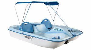 Pedal boat PELICAN RAINBOW DLX 5 place