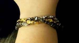 Beautiful Lia Sophia 3pc Bracelet Set London Ontario image 2