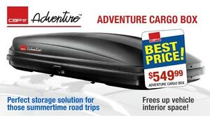 NEW – Cap-it Adventure Cargo Box