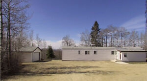Affordable Acreage on 5.98 Acres Lacombe County $325,000