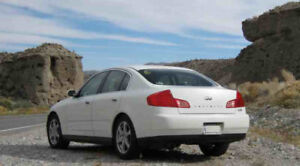 I'm looking to buy a Third generation (V35, 2002–2006) G35