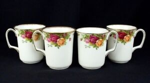 Old Country Roses Bristol Coffee Mugs