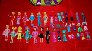 Polly Pocket Lot