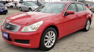 2007 Infiniti G35x Luxury AWD