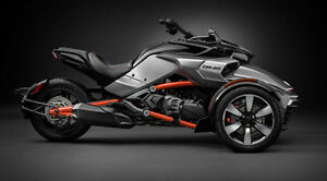 2015 CAN AM SPYDER F3-S   SM6