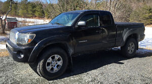 SOLD 2009 Toyota Tacoma Pickup Truck