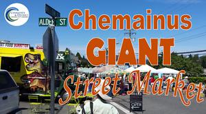 2017 Chemainus GIANT Street Market