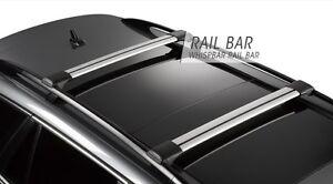 Whispbar S53 Rail Bar Roof-Rack System - 790 & 850mm, 2 Bars