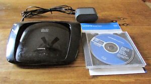 Used LINKSYS Wireless-N Broadband Router