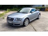 Audi TT 2003 03 reg. 225bhp Quattro 12 months mot