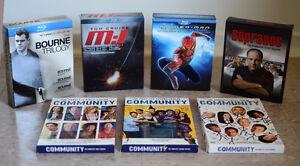 Sopranos, Community, Friends, Spiderman, Bourne, MI Boxsets London Ontario image 1