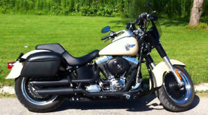 2014 HARLEY FATBOY ONLY 2600 KM ALSO BIKE PARTS