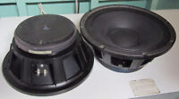 Woofers 12'' PRO