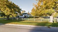 Country home for sale near Aylmer, Ontario. Workshop, 0.46 Acres