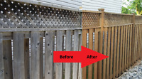 Deck and Fence Restoration, Bravo! Property Care & Services