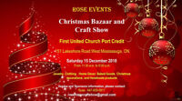 VENDORS WANTED CHRISTMAS BAZAAR AND CRAFT SHOW
