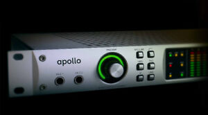 Universal Audio Apollo 8 Quad (Silverface) Thunderbolt
