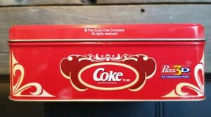 Collectible Coca Cola Puzz 3 Dtin